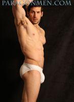 Leo Giamani musle body