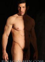 Leo Giamani paragonmen nude
