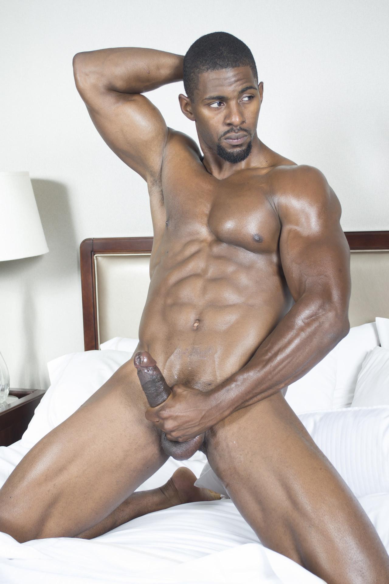 from Thiago black hunk gay