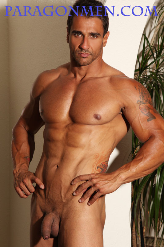 Brazilian male hunks nude