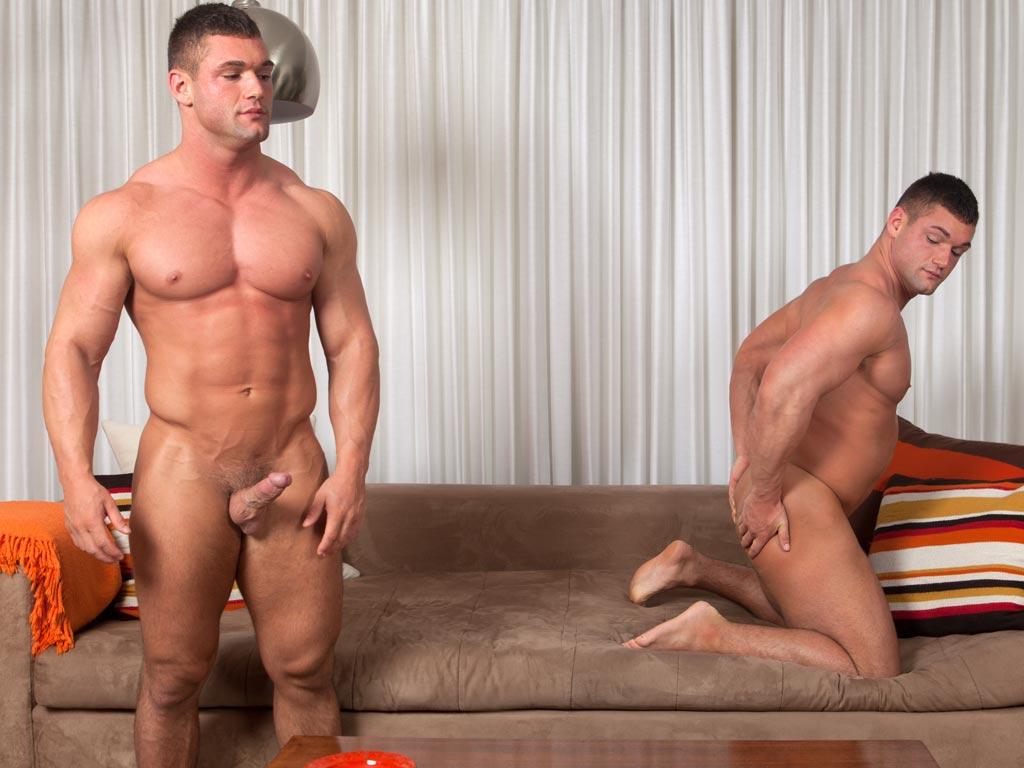Brad and bryan nude twins