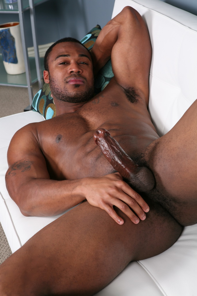 Black Muscle Men Solo