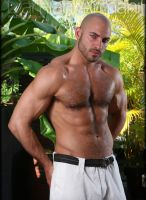 Damian Armani legendmen