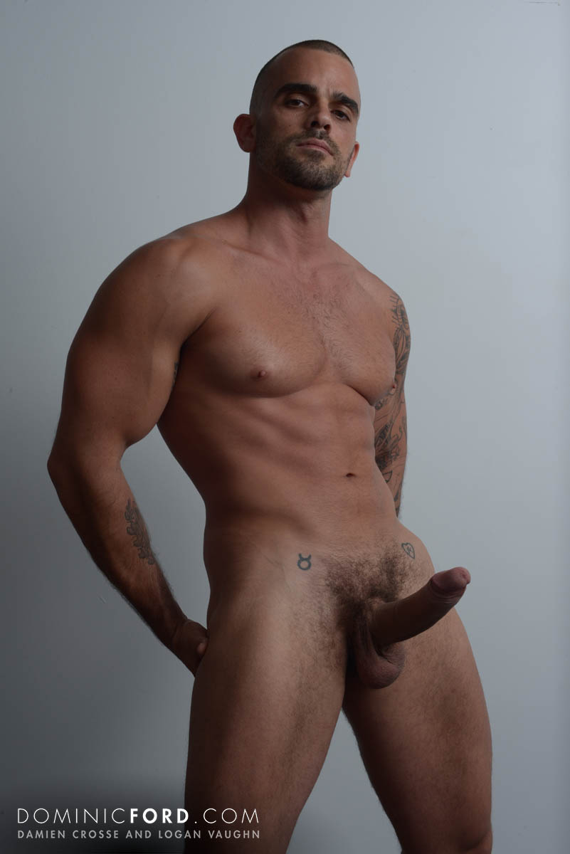 Damien crosse naked