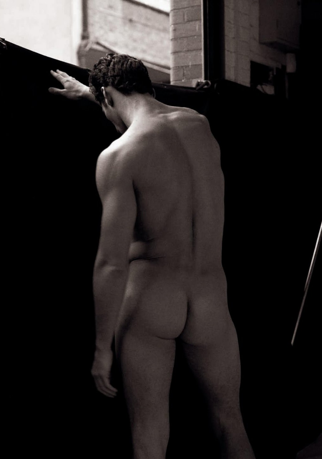 Something David gandy foto nude