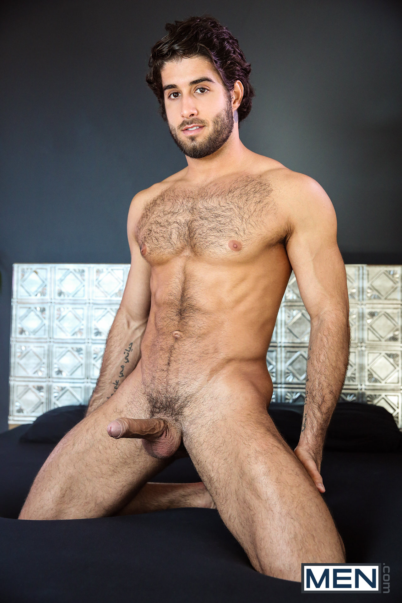 from Kenneth hot male model porn