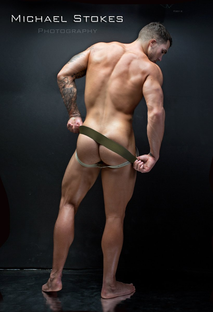 Absurd Naked male fitness trainers