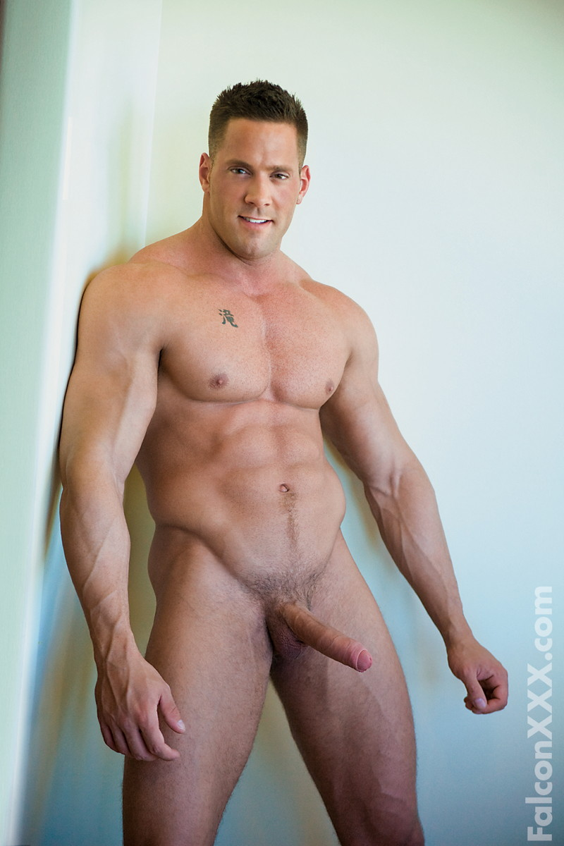 Muscle dick porn