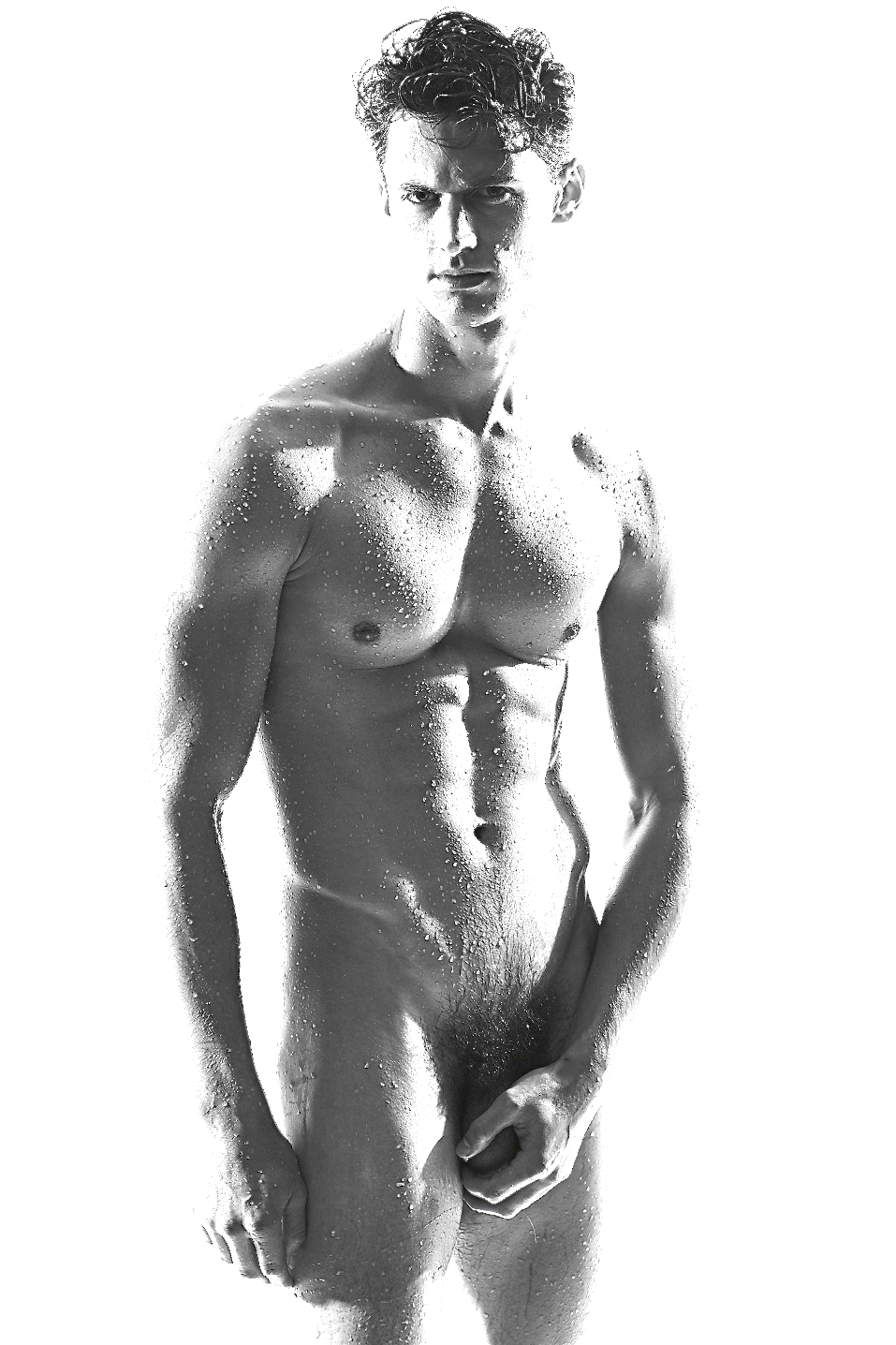 Garrett neff male model nude speaking
