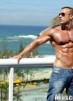 Gianluigi Volti bodybuilder