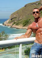 Gianluigi Volti muscle hunks