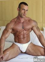 Gianluigi Volti  gay bodybuilder