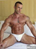 Gianluigi Volti  gay bodybuilder