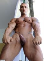 Gianluigi Volti  muscle hunks nude