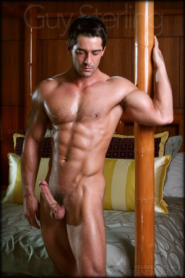 Hot naked men gallery