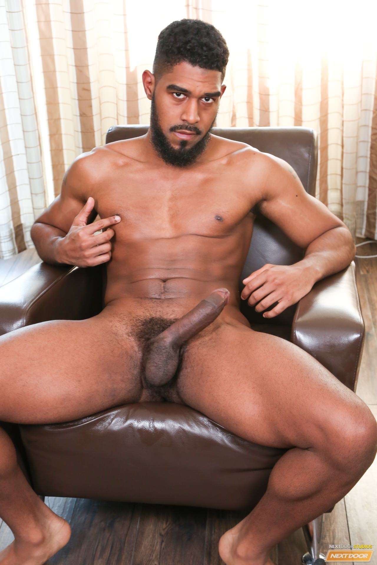 Black gay porn actors