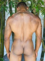Darius King ass butt naked