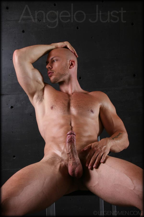 Muscle Czech Hunk Just Angelo Legendmen