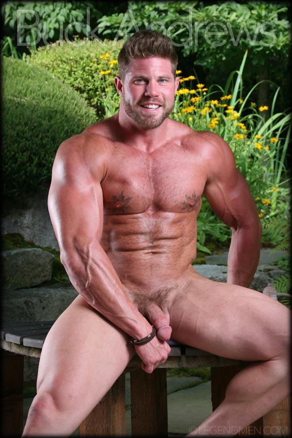 Gay man massive muscle
