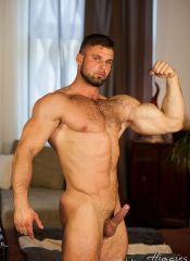 czech slovak bodybuilder leo lombar nude at williamhiggins