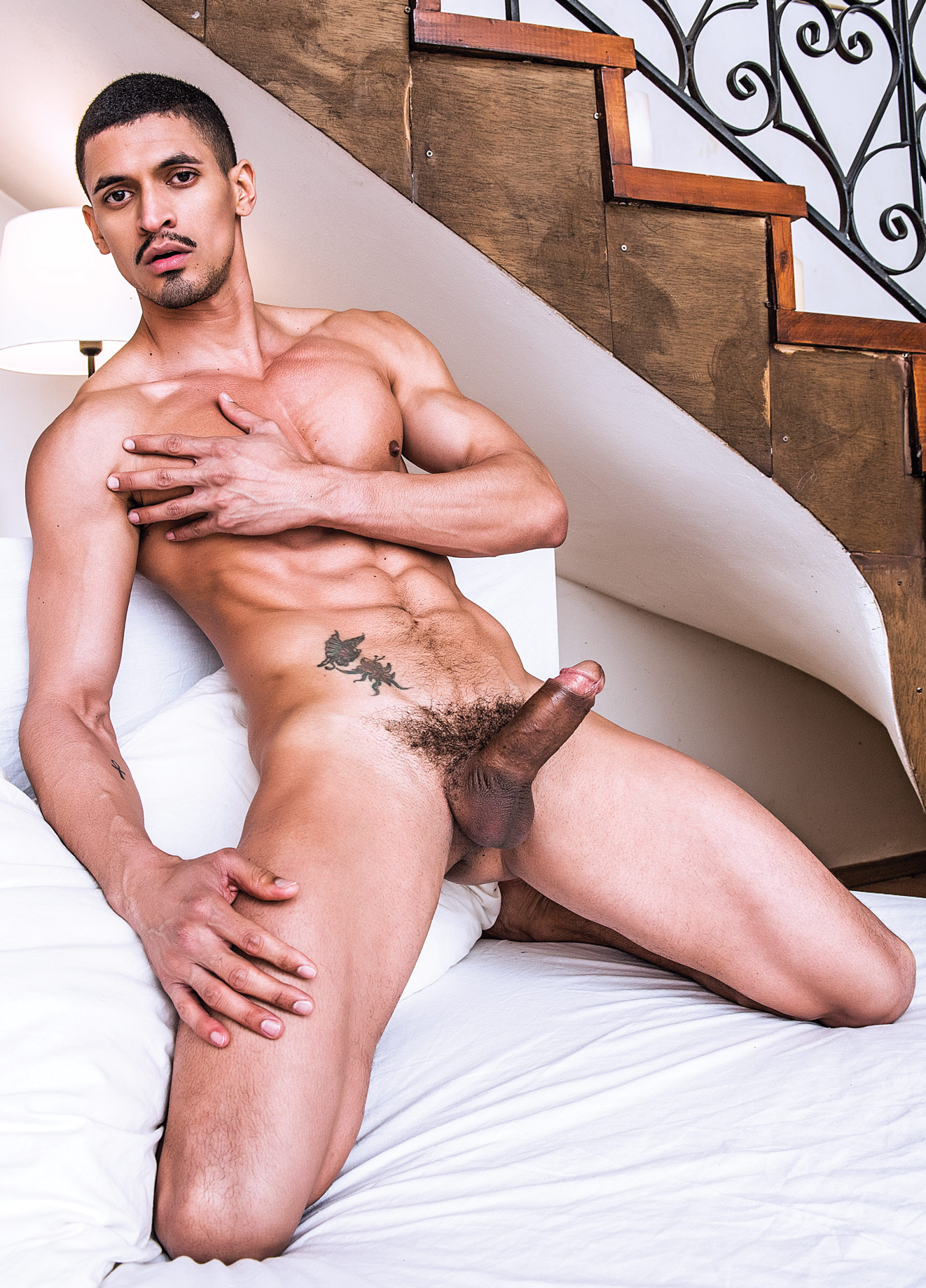 Mexican big dick gay anal sex pissing after 7