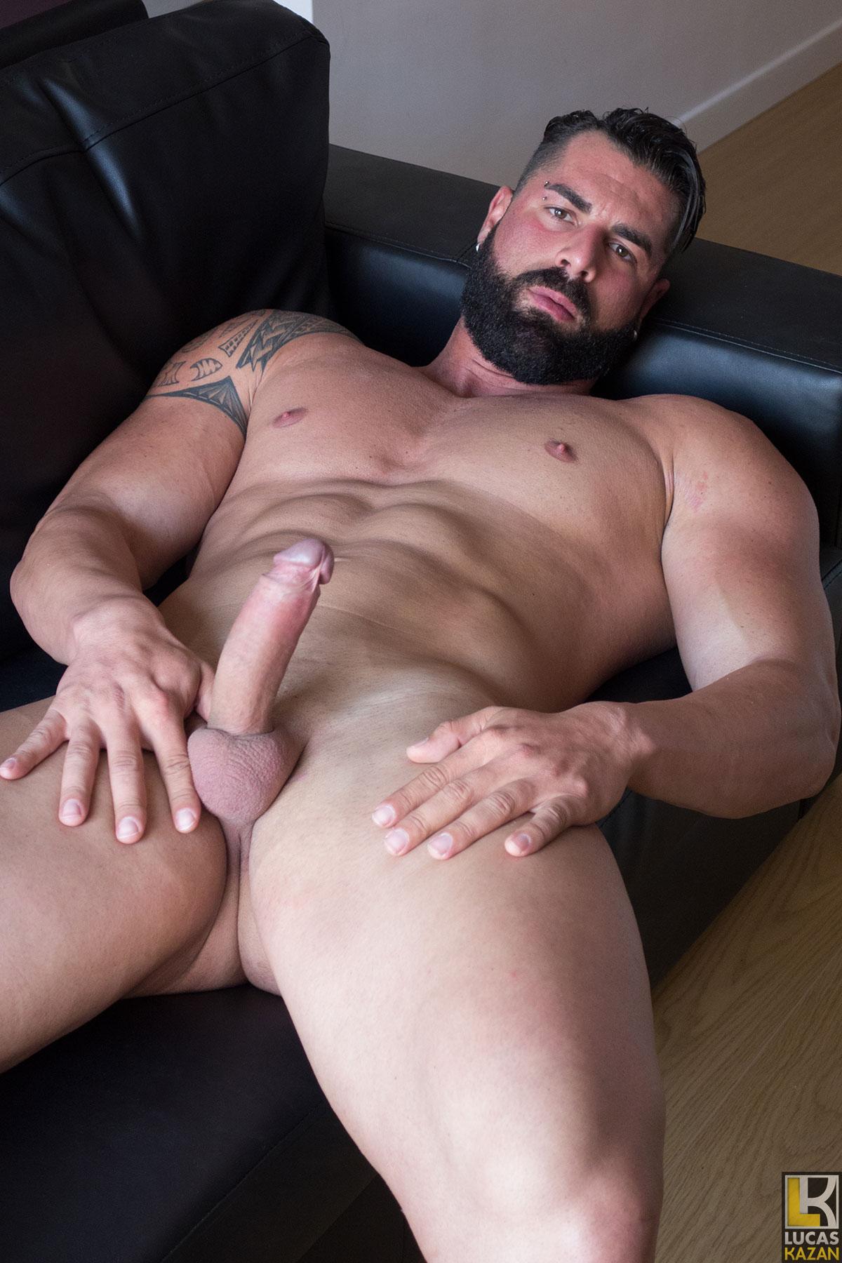 Italian nude hunks