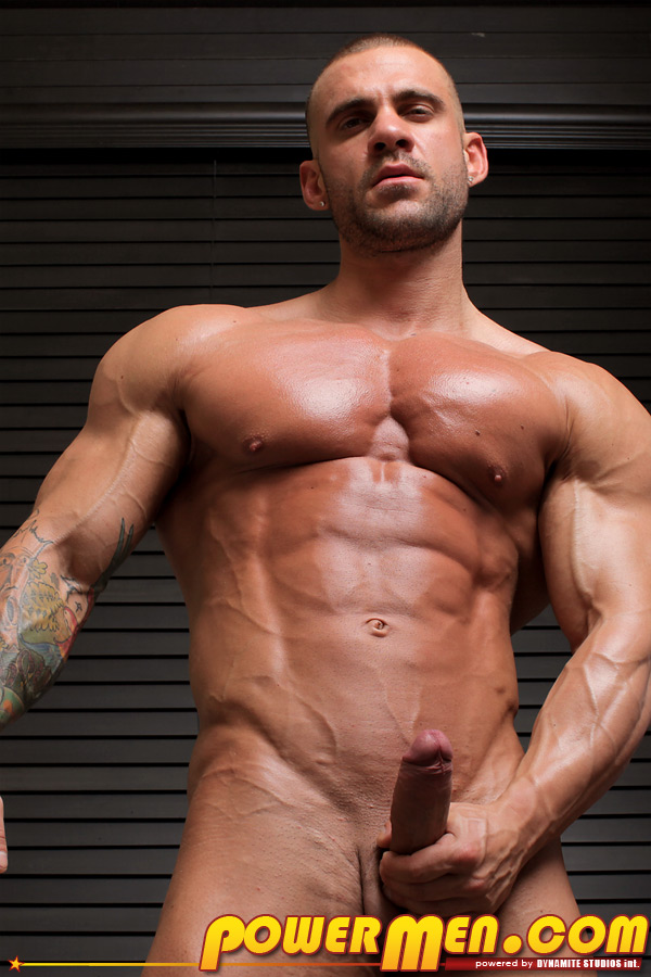 muscle power gay love