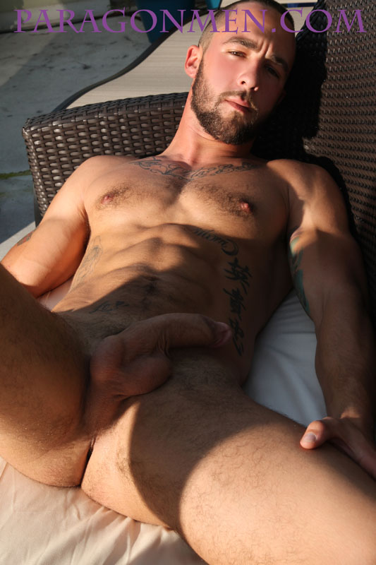 Hot naked guys john