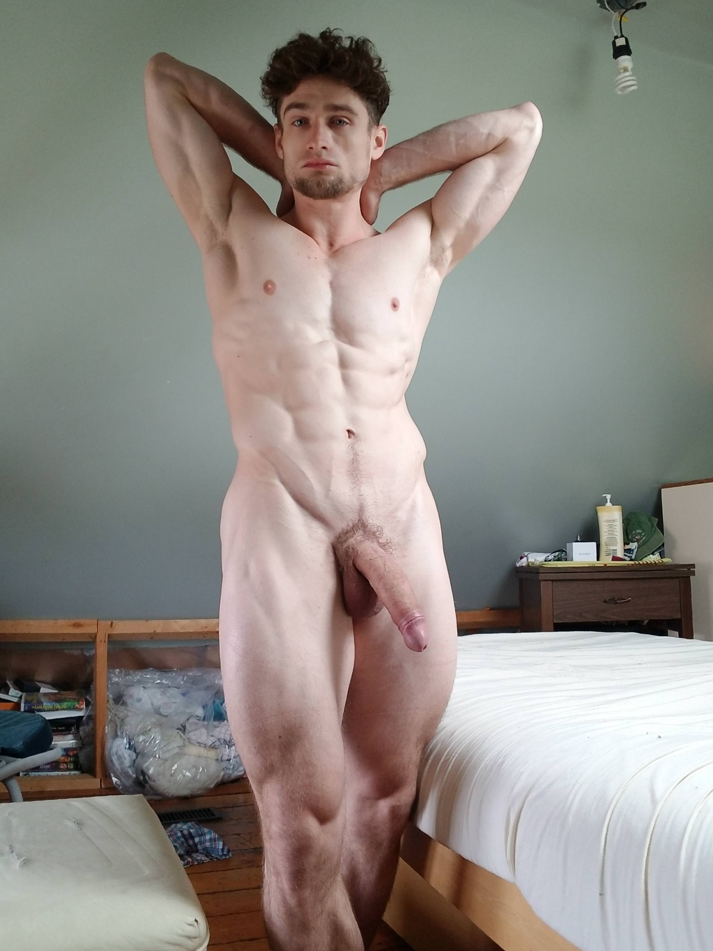 Ripped Muscle Jock With Big Dick 8