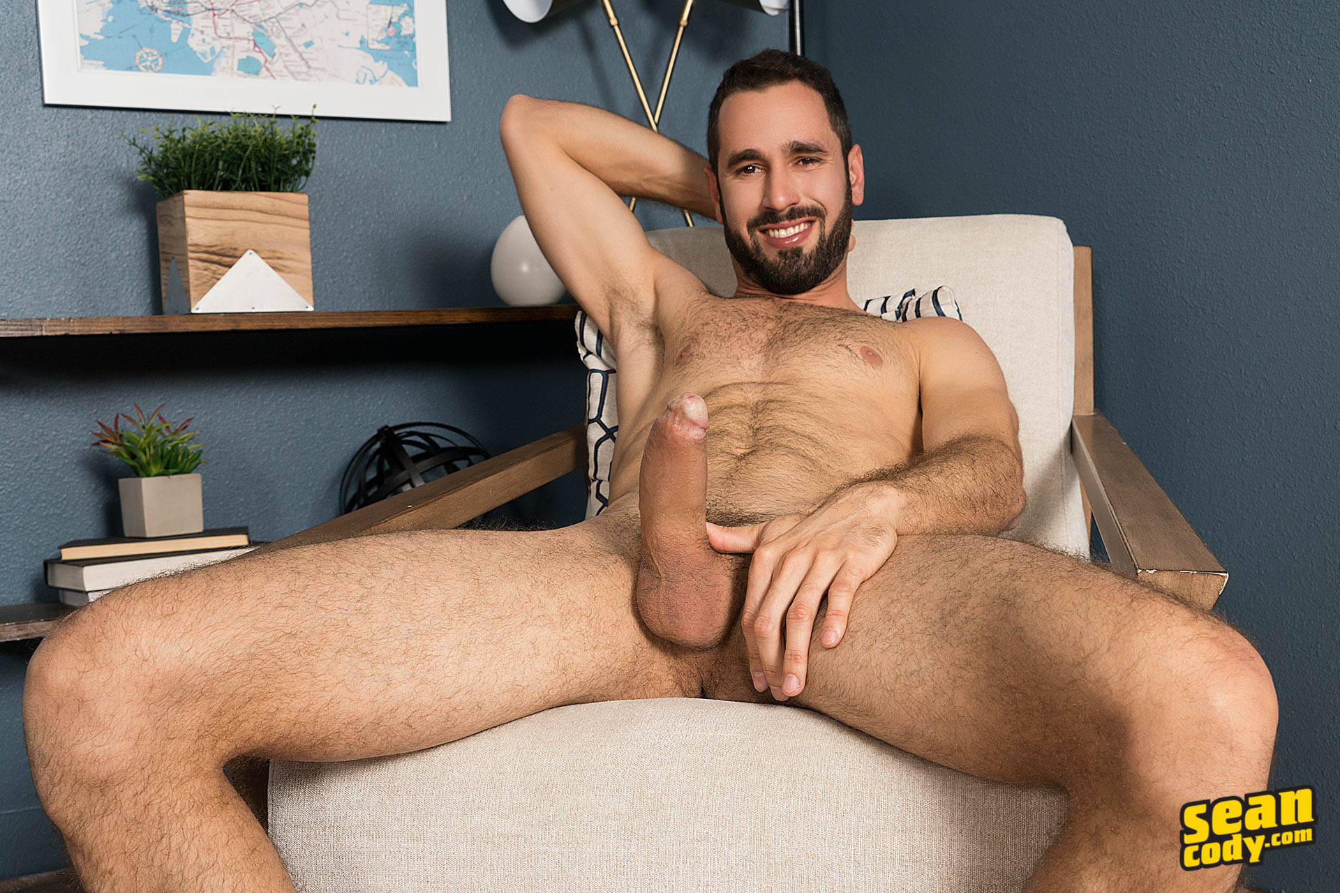 Hector Stuffed His Hot Dick On