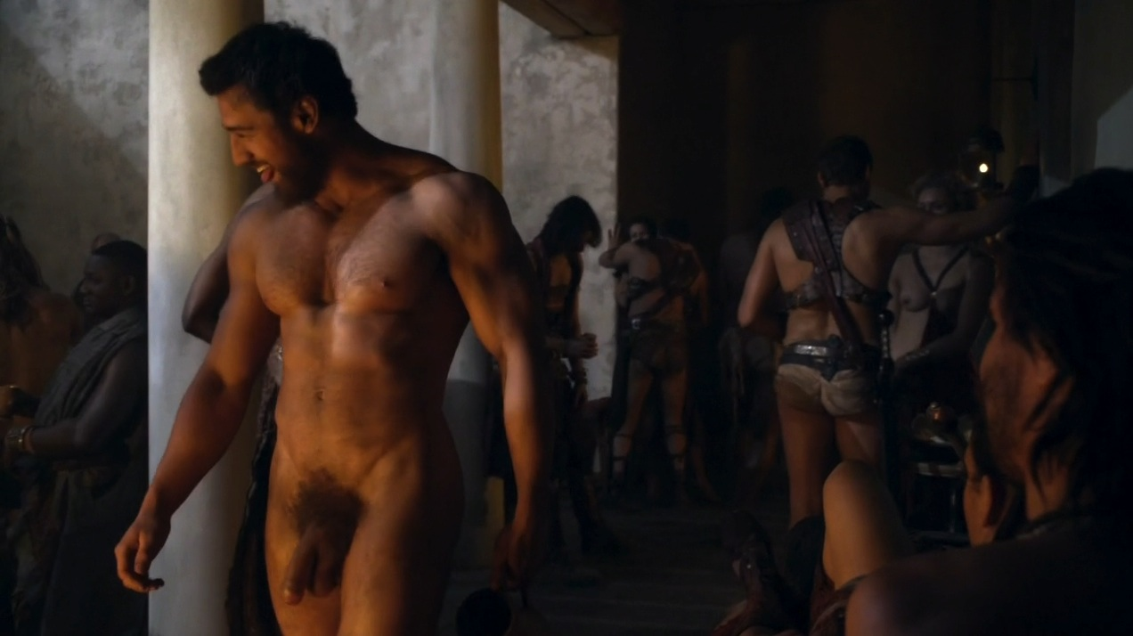 Male porn stars in spartacus entertaining