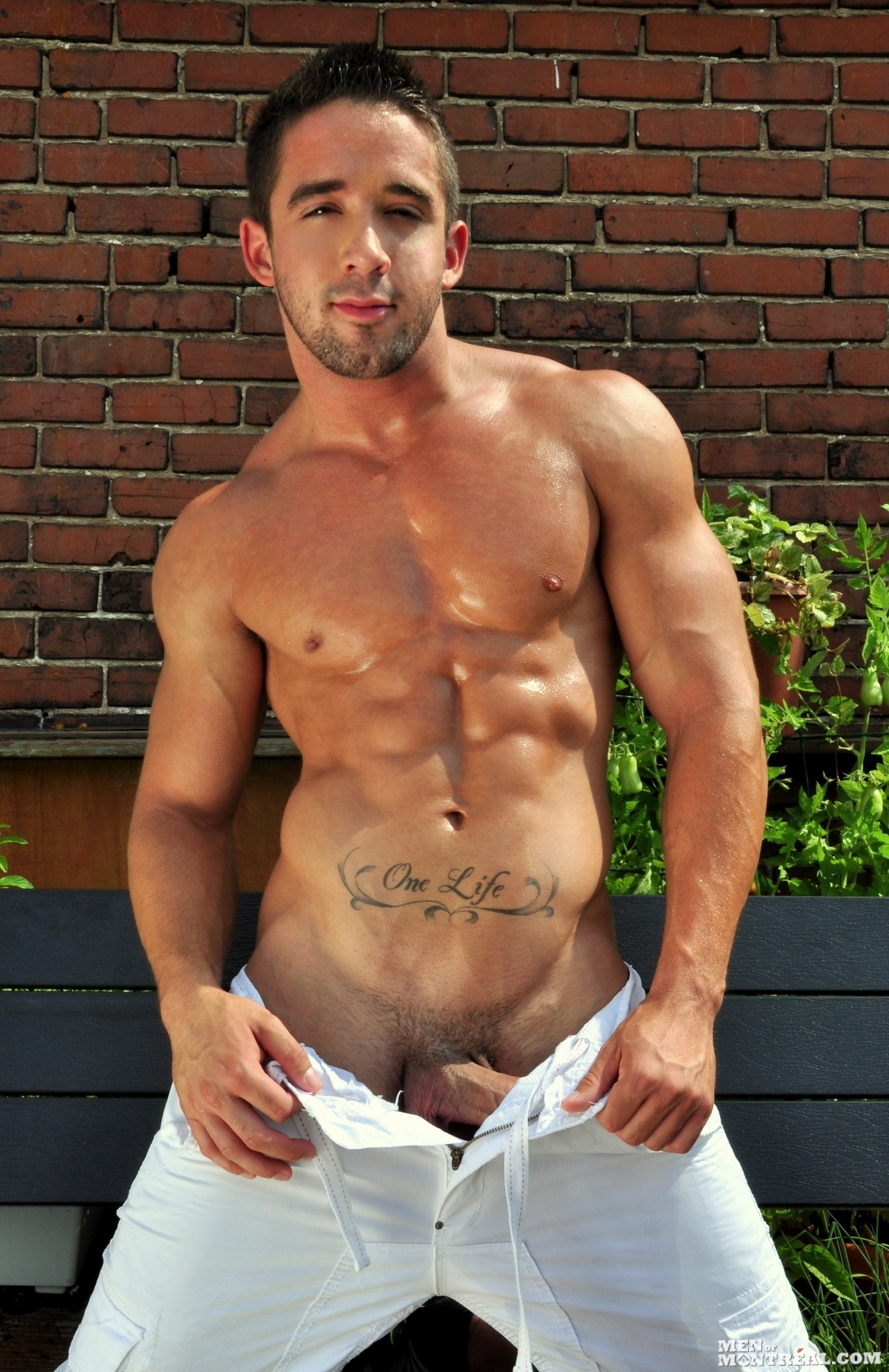 Hairy man porn star nude