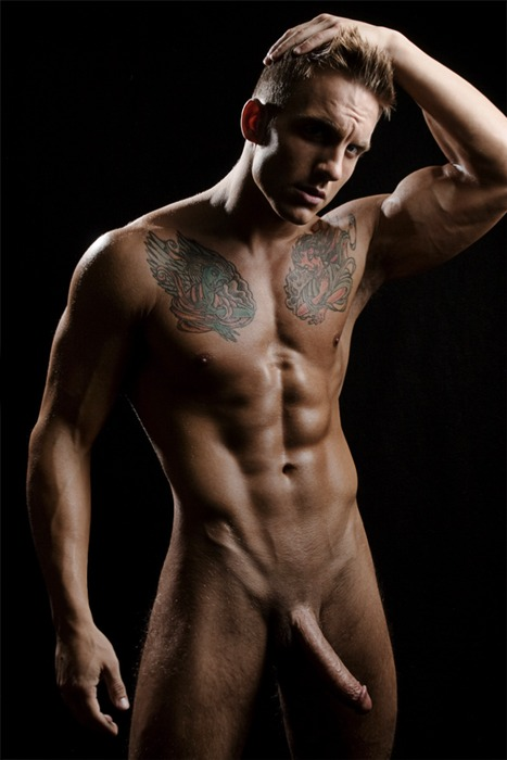 Naked free male models