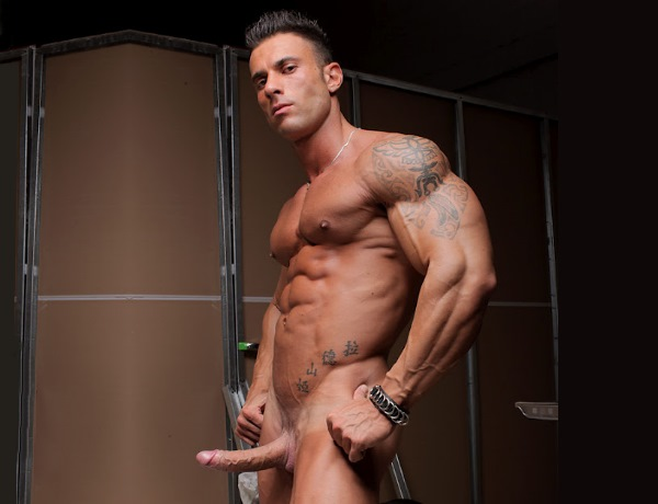 Gianluigi Volti MuscleHunks