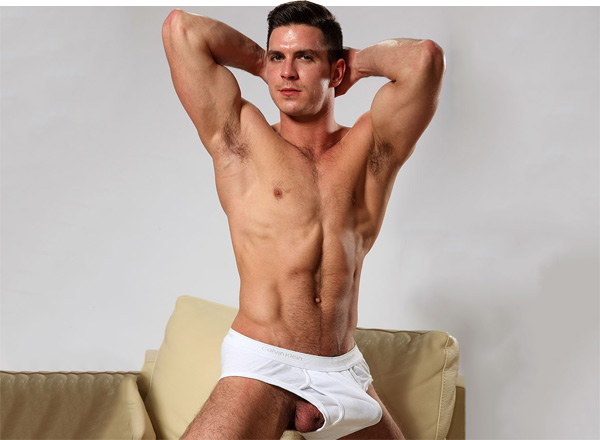 Patrick O'Brien for UKNakedMen paddy o'brian