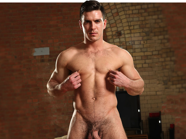 Patrick O'Brien at UKNakedMen