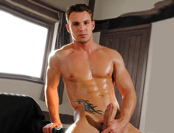 Dylan Sage aka Bailey Morgan at HardBritLads