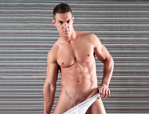 gay porn star Damir at Lucasentertainment