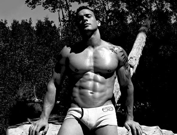 Male model Marcel Hans Rodriguez by ParagonMen