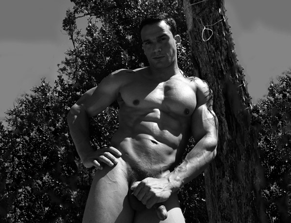 Male model Marcel Hans Rodriguez by ParagonMen