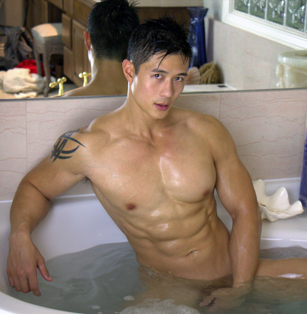 Korean hunks porn #10