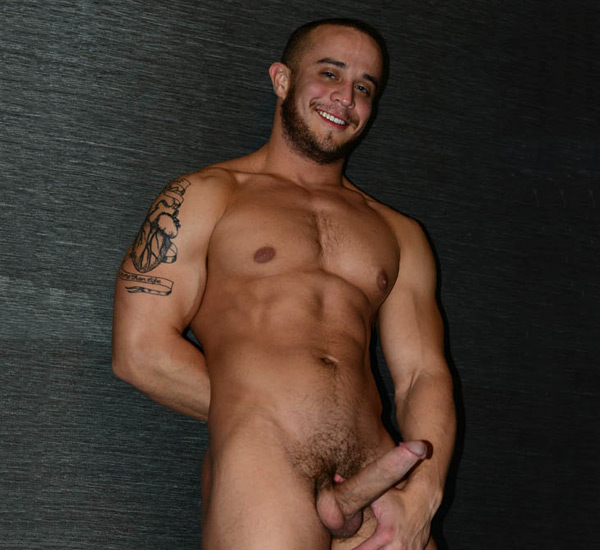 gay porn star Alex Graham returns to DominicFord