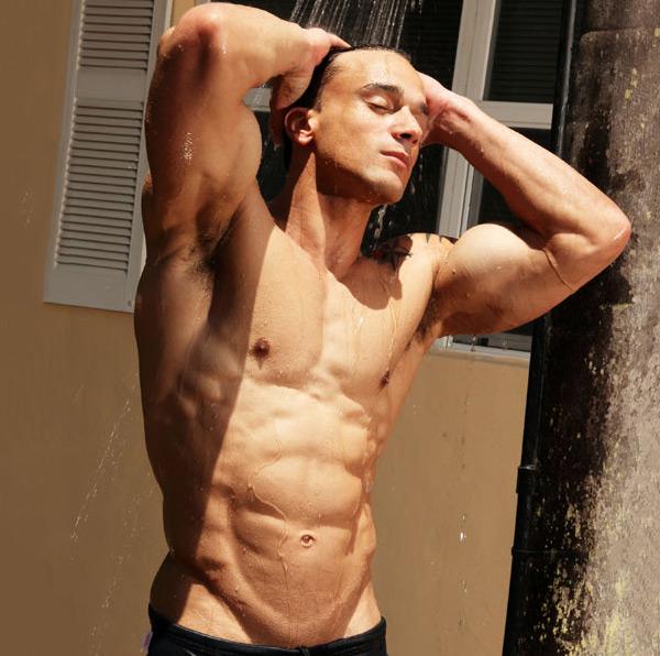 Male nude model Marcel Hans Rodriguez by ParagonMen