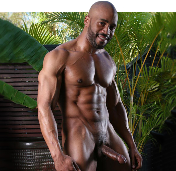 Legendmen model Kendrick Steele