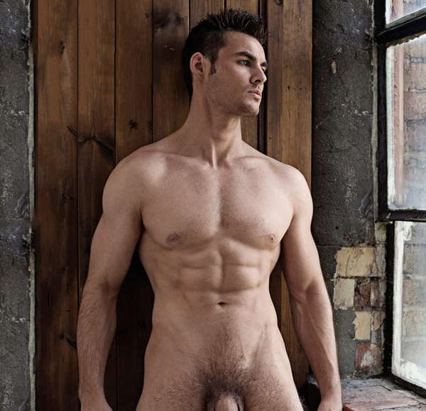 Naked male models archives