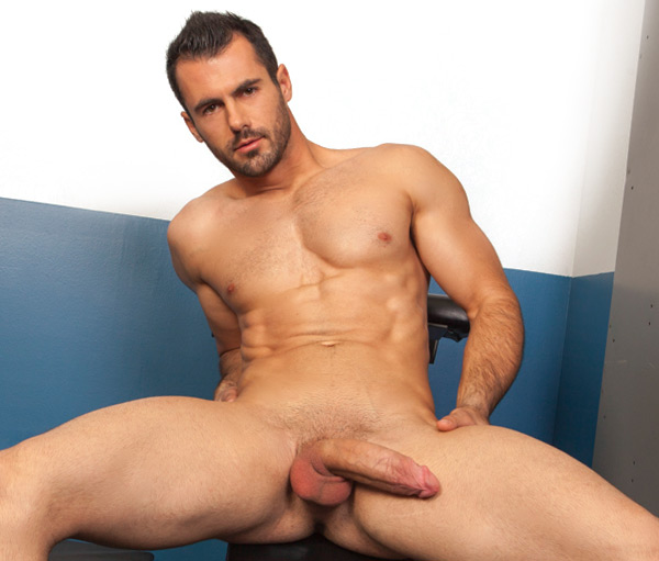 male model brock cooper nude at randyblue
