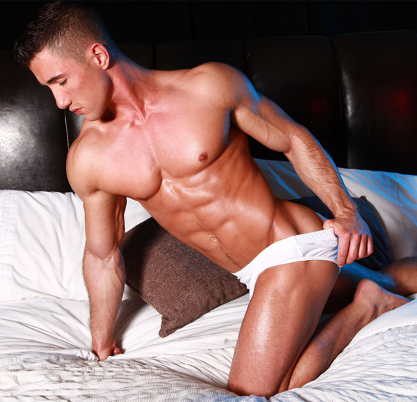 porn star Marco Rubi by Men