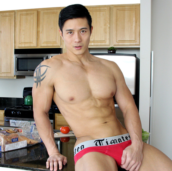 Korean Male Model Porn - asian male model Peter Le is PeterFever