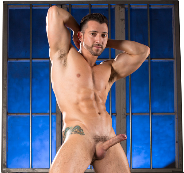 gay porn star Jimmy Durano by HotHouse