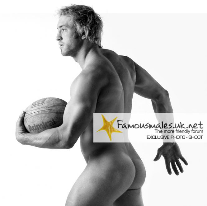tim oakes nude naked rugby player